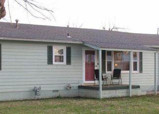 Pre Foreclosure in Vinita 74301 HALL AVE - Property ID: 1764555793