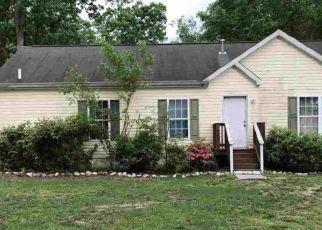 Pre Foreclosure in Vineland 08360 HAMILTON DR - Property ID: 1765023993