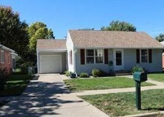 Pre Foreclosure in Lincoln 68504 N 44TH ST - Property ID: 1765194346