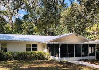 Pre Foreclosure in Chiefland 32626 NW 109TH CT - Property ID: 1765713799