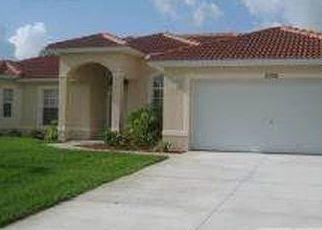 Pre Foreclosure in Cape Coral 33909 NE 2ND TER - Property ID: 1765746643