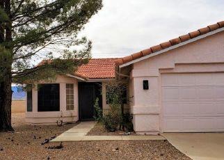 Pre Foreclosure in Pearce 85625 E CHOLLA CT - Property ID: 1765808387