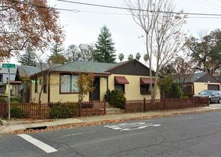 Pre Foreclosure in Sacramento 95817 42ND ST - Property ID: 1765828987