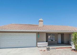 Pre Foreclosure in Desert Hot Springs 92240 HERMANO WAY - Property ID: 1765829861