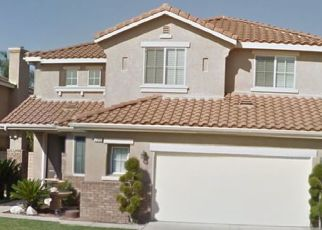 Pre Foreclosure in Rancho Cucamonga 91739 TAGGART PL - Property ID: 1765865773