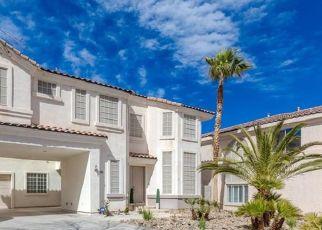 Pre Foreclosure in Henderson 89052 BAFFETTO CT - Property ID: 1766508268