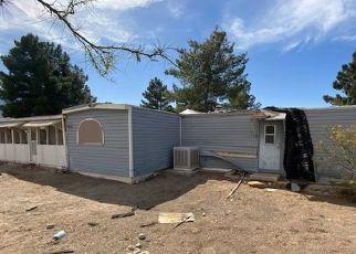 Pre Foreclosure in Safford 85546 S MANZANITA CIR - Property ID: 1766515722