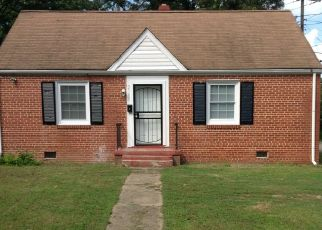 Pre Foreclosure in Richmond 23224 MIMOSA ST - Property ID: 1767119241