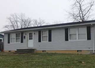 Pre Foreclosure in Martinsburg 25401 RAMER CT - Property ID: 1767529632