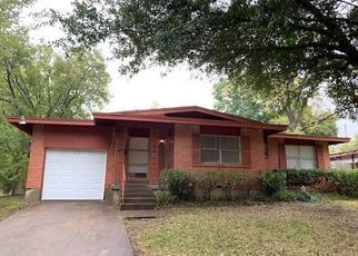 Pre Foreclosure in Dallas 75232 ALAMOSA DR - Property ID: 1767672406