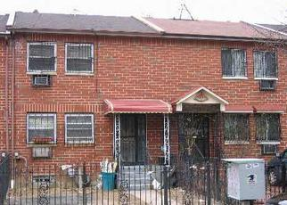 Pre Foreclosure in Bronx 10460 MAPES AVE - Property ID: 1767755180