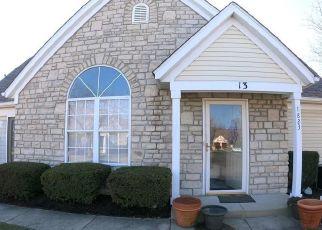 Pre Foreclosure in Reynoldsburg 43068 MEADOWLARK LN N - Property ID: 1768167314