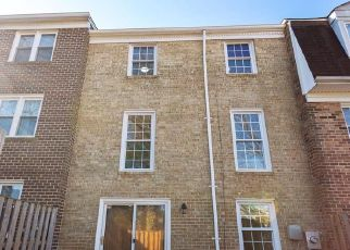Pre Foreclosure in Gaithersburg 20878 OAK SHADE RD - Property ID: 1768416977