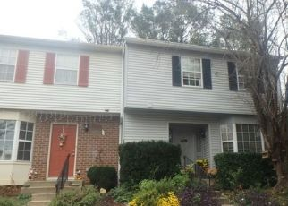 Pre Foreclosure in Gaithersburg 20877 KELSO TER - Property ID: 1768417851