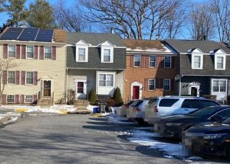 Pre Foreclosure in Germantown 20874 CHERRY BEND CT - Property ID: 1768418723
