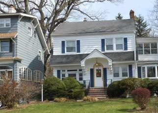 Pre Foreclosure in South Orange 07079 WARWICK AVE - Property ID: 1768541345