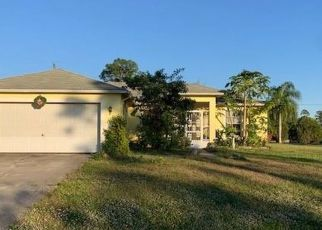 Pre Foreclosure in Lehigh Acres 33936 GERALD AVE - Property ID: 1769007803