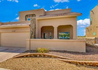 Pre Foreclosure in El Paso 79911 VIA CANUTILLO - Property ID: 1770730789
