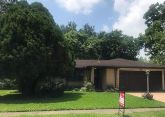 Pre Foreclosure in Houston 77088 SADDLE ROCK DR - Property ID: 1770732983