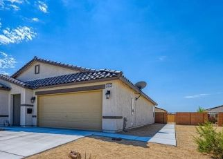 Pre Foreclosure in Pahrump 89061 E ROUTT WAY - Property ID: 1772749849