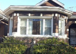 Pre Foreclosure in Chicago 60620 S WOOD ST - Property ID: 1772913196