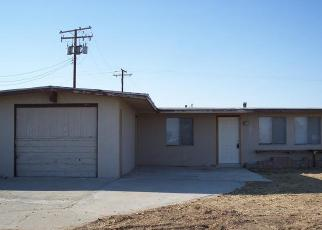 Pre Foreclosure in Mojave 93501 SONOMA AVE - Property ID: 1773020510