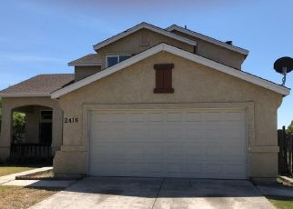 Pre Foreclosure in Stockton 95210 NATHANIEL ST - Property ID: 1773372196