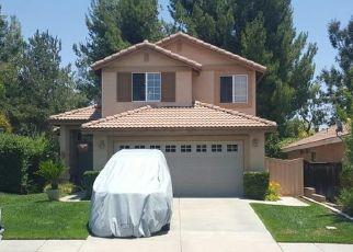 Pre Foreclosure in Temecula 92592 CORTE BENAVENTE - Property ID: 1773383142