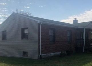 Pre Foreclosure in New Cumberland 17070 BRANDT AVE - Property ID: 1774008126