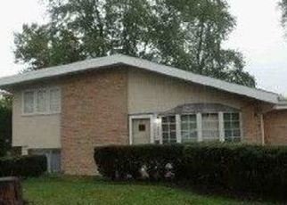 Pre Foreclosure in Park Forest 60466 WINNEBAGO ST - Property ID: 1774595461