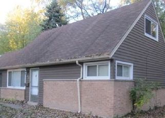 Pre Foreclosure in Park Forest 60466 WASHINGTON ST - Property ID: 1774609479