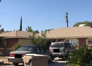 Pre Foreclosure in Bakersfield 93309 SUE LIN WAY - Property ID: 1774622621