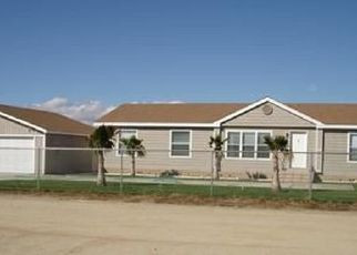 Pre Foreclosure in Rosamond 93560 DAVENPORT ST - Property ID: 1774627434