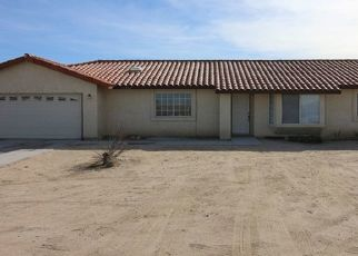 Pre Foreclosure in Victorville 92394 RANCHO RD - Property ID: 1774848614