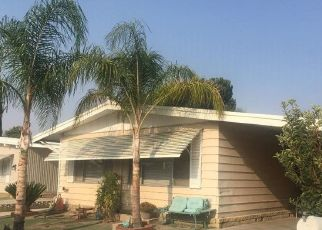 Pre Foreclosure in Hemet 92543 SANTA CLARA CIR - Property ID: 1774890211