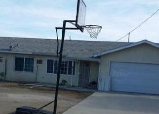 Pre Foreclosure in Sun City 92585 TRUMBLE RD - Property ID: 1774926127