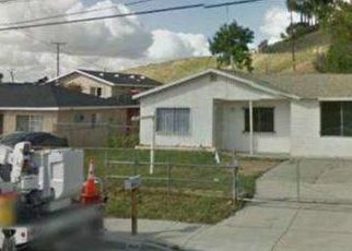 Pre Foreclosure in Riverside 92509 34TH ST - Property ID: 1774976951