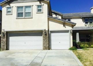 Pre Foreclosure in Palmdale 93551 PAINTBRUSH DR - Property ID: 1775013288