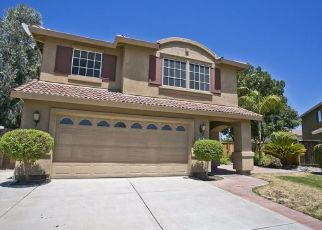 Pre Foreclosure in Tracy 95376 RAVEN CT - Property ID: 1775070670