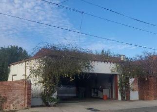 Pre Foreclosure in Nogales 85621 W PAJARITO ST - Property ID: 1775091694