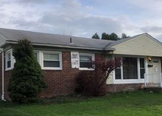Pre Foreclosure in Lincoln Park 48146 EMMONS BLVD - Property ID: 1775156508