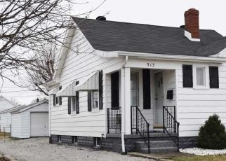 Pre Foreclosure in Evansville 47711 RICHARDT AVE - Property ID: 1775223970