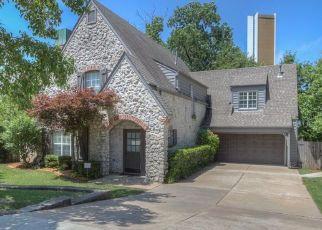 Pre Foreclosure in Tulsa 74137 S DELAWARE PL - Property ID: 1775275189