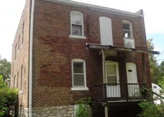 Pre Foreclosure in East Saint Louis 62204 N 44TH ST - Property ID: 1775656682