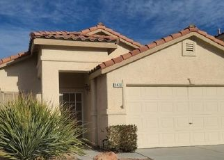 Pre Foreclosure in North Las Vegas 89031 CLIFF DANCER ST - Property ID: 1775684713