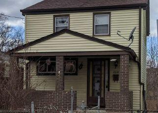Pre Foreclosure in Mckeesport 15132 KANSAS ST - Property ID: 1775987342