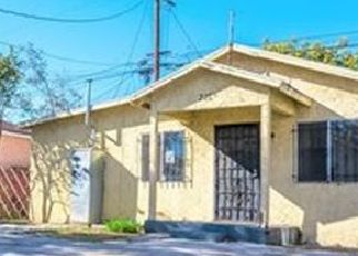 Pre Foreclosure in Los Angeles 90061 W 110TH ST - Property ID: 1776116995
