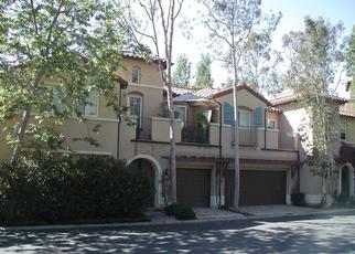 Pre Foreclosure in Newport Coast 92657 PADUA CT - Property ID: 1776172608