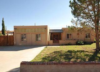 Pre Foreclosure in El Paso 79924 KELLOGG ST - Property ID: 1776198447