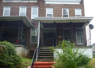 Pre Foreclosure in Baltimore 21216 ELLICOTT DRIVEWAY - Property ID: 1776510282